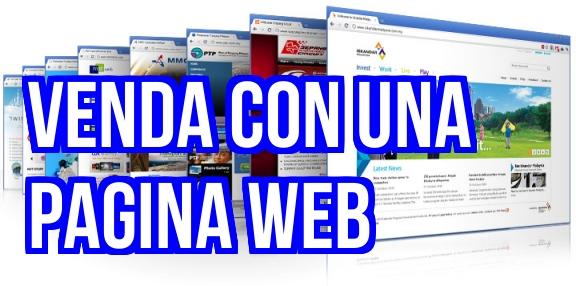 Venda con una Pagina Web - Creat tu Sitio Web en Los Angeles es facil